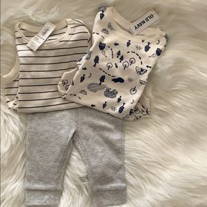 Boys Old Navy 3 Pc. Outfit NWT